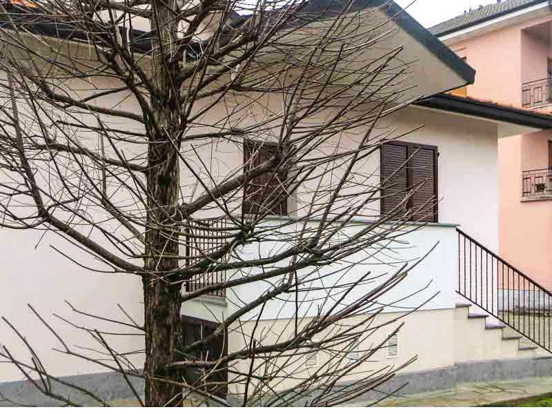 Ristrutturazione esterna unit immobiliare - Unita immobiliare ...