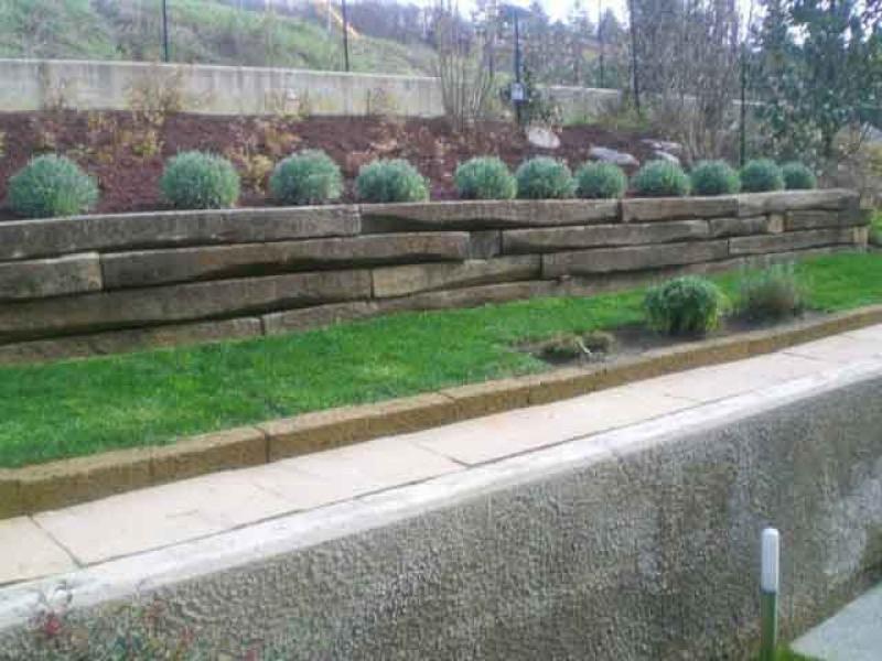 Progetto piccolo giardino piccolo giardino con pergola for Giardino piccolo progetto