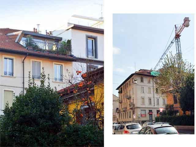 Ristrutturazione completa copertura e veranda for Casa piani veranda anteriore
